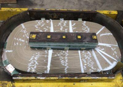 Construcción de bobinas a medida