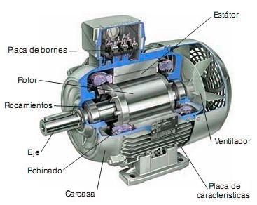 motores eléctricos Barcelona