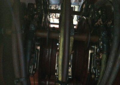 Motor AC de 1.250KW a 10KV 1.000RPM